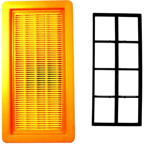 AD 3.200 Ash AD 2 AD 3 AD 4 Premium HQRP Dry Flat Filter fits Karcher AD 3.000