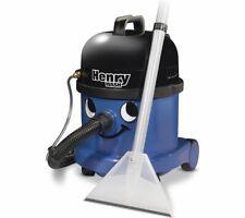 NUMATIC Henry Wash HWV370 Cylinder Carpet Cleaner - Blue - Currys