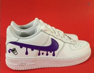 Custom-Nike-Air-Force-1-Size-8-Men-039-s-FREE-USA-SHIPPING-Made-Per-Order