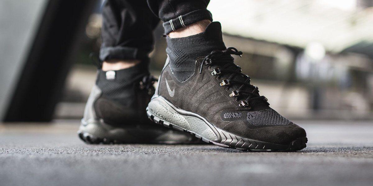 Nike männer nike zoom talaria flyknit sneakerboot lifestyle - - lifestyle mode - schuhe 86fde3