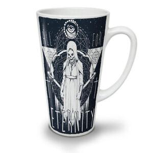 Triangular Dead Fantasy NEW White Tea Coffee Latte Mug 12 17 oz | Wellcoda