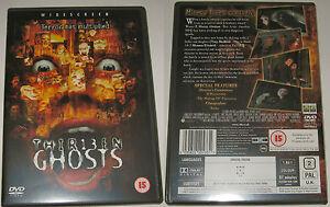 THIRTEEN GHOSTS COLUMBIA REGION 2 PAL UK DVD - Berkshire, United Kingdom - THIRTEEN GHOSTS COLUMBIA REGION 2 PAL UK DVD - Berkshire, United Kingdom