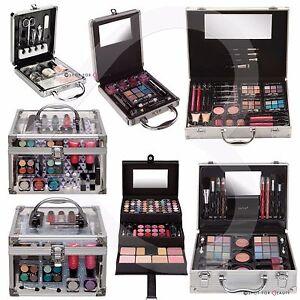Technic-Cosmetic-Beauty-Vanity-Case-Make-Up-Storage-Box-Ladies-Xmas-Gift-Set