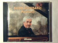 GUIDO MANUSARDI Portrait cd PAOLO FRESU GIANLUIGI TROVESI COME NUOVO LIKE NEW!!!