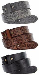 BS70-Floral-Engraved-Full-Grain-Leather-Belt-Strap-1-1-2-034-Wide