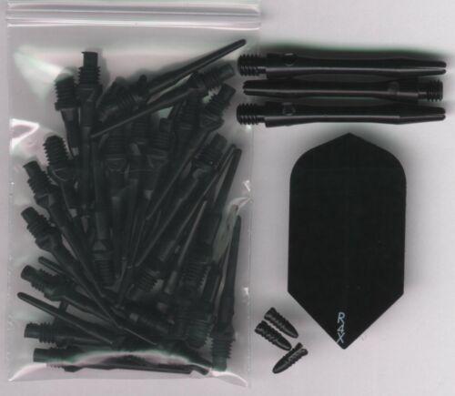 """With Accessories /""""ROUGHNECK/"""" 18 gram Soft Tip Darts 85/% Tungsten 1 set"""