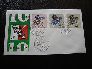 Malta-Envelope-1er-Day-1966-cy17-Malta