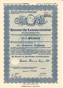 AV-VD-Hannover-1-Juli-1940-4-1-2-Pfandbrief-100-Reichsmark-AK11