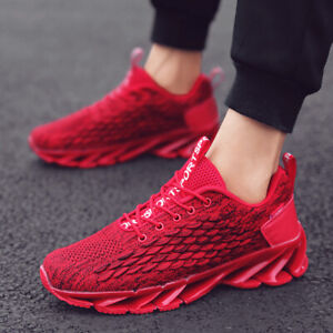 Men-039-s-Blade-Sneakers-Fashion-Outdoor-Running-Athletic-Shoes-Sports-Casual-Shoes