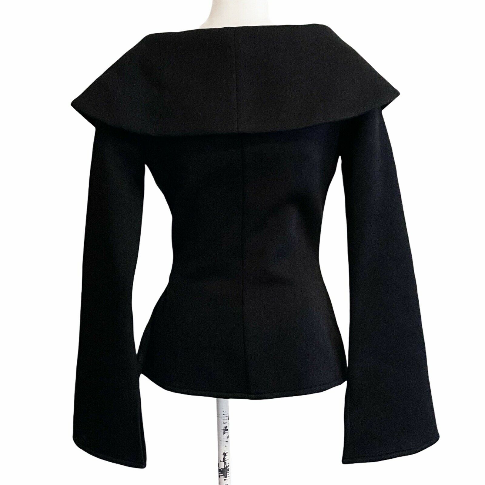 Beaufille Women's Clothing Size 2 Black Large Col… - image 2