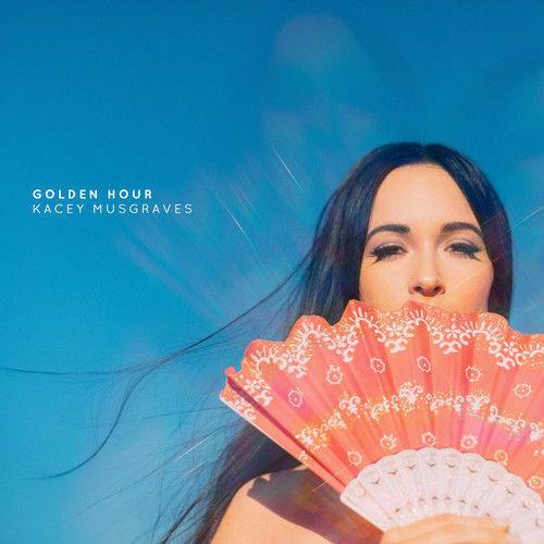 KACEY MUSGRAVES Golden Hour CD BRAND NEW