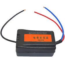 12v vehicle car engine power filter suppressor isolator reduce 12v car auto stereo radio power wire engine noise filter suppressor isolator kit freerunsca Choice Image