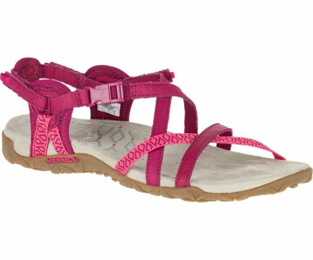 3deb169fd432 Women s Shoes Sandals Merrell Terran Lattice II J55310 UK 7 for sale ...