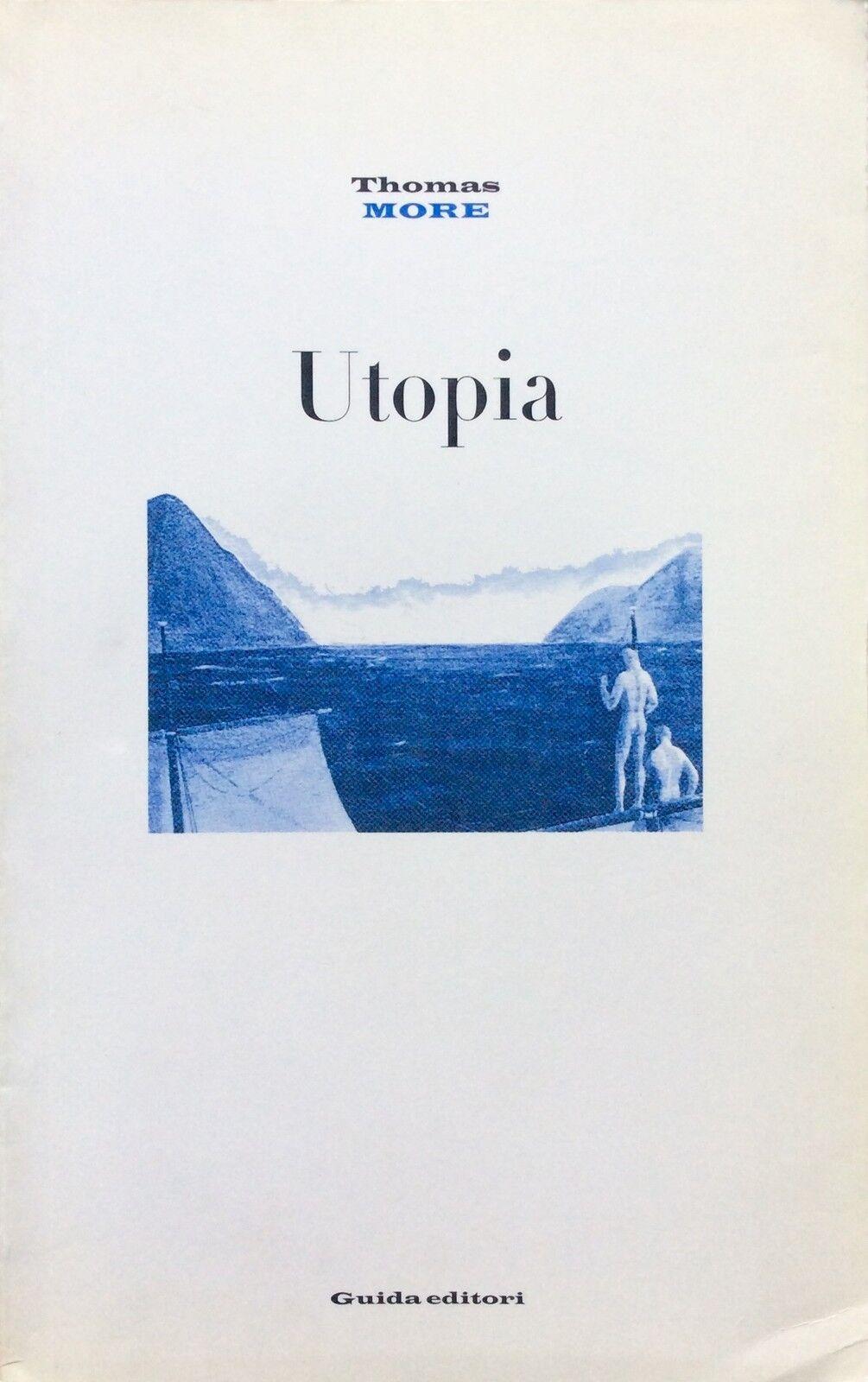 UTOPIA -THOMAS MORE- Ed. GUIDA -filosofia   Acquisti Online su eBay