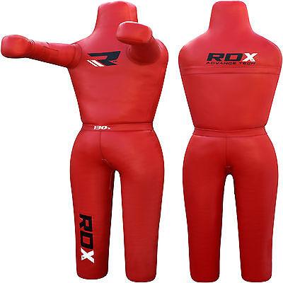 "RDX 130LB 70"" Grappling Dummy MMA Wrestling Punch Bag Judo Boxing Martial Art RD"