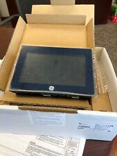 Ge Ic755csw07cda Cv Quickpanel Oiu Hmi Touchscreen New With Broken Mount