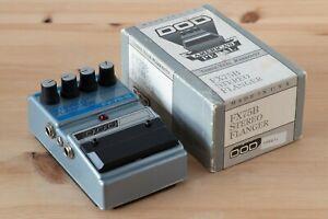 DOD FX75B Stereo Flanger pedal - Analog - Vintage