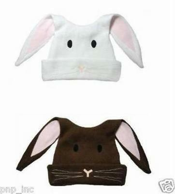 Cute Baby Toddler Kids Bunny Rabbit Hat Floppy Ears Hat Winter/Easter Hat OS USA