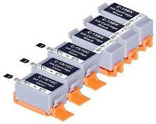 For Canon ink cartridges BCI-15 15BK BCI-16 i70 i80 i90 -6pks