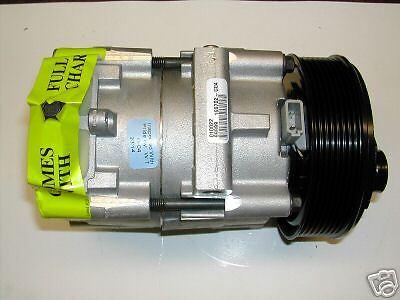 NEW A//C AC Compressor FORD F150 F-150  6 CYLINDERS 4.2 LITERS 1997-2006
