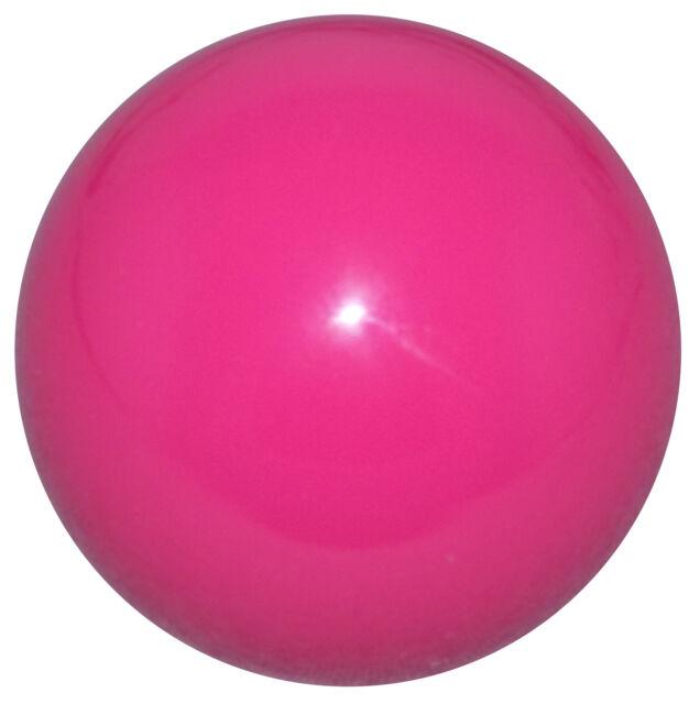 Solid Hot Pink shift knob M10x1.50 thrd