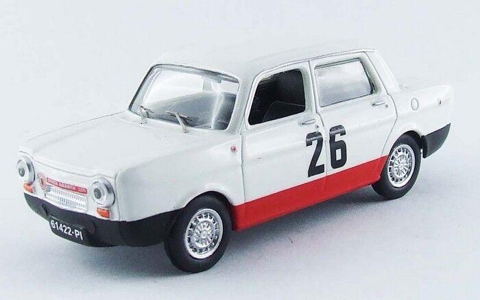 Best model 9513-simca abarth 1er hill of pistoia 1967  fFaiblen by pozzo 1 43  profitez d'une réduction de 30 à 50%