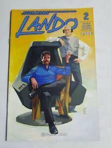 IndéPendant Star Wars Lando Nº 2 Estado Nuevo Planeta Comic Mire Mas Articulos