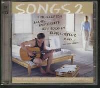 SONGS 2 Double CD Tim & Jeff Buckley Jackson Browne Nick Drake Donovan Lou Reed