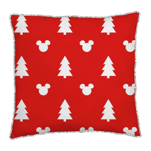 Mickey /& Minnie GUI Coussin oreiller Noël Fun Official Licensed Product