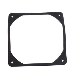 120mm-PC-Case-Fan-Anti-vibration-Gasket-Silicone-Shock-Proof-Absorption-Pad-FVCG