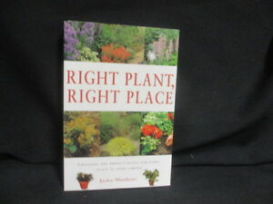 Very-G-Right-Plant-Right-Place-Jackie-Matth-9781842154298-Hermes-House-P