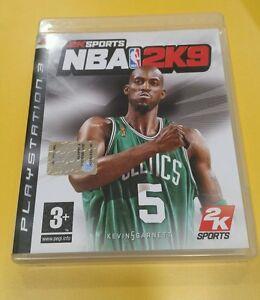 NBA 2K9 GIOCO PS3 VERSIONE ITALIANA