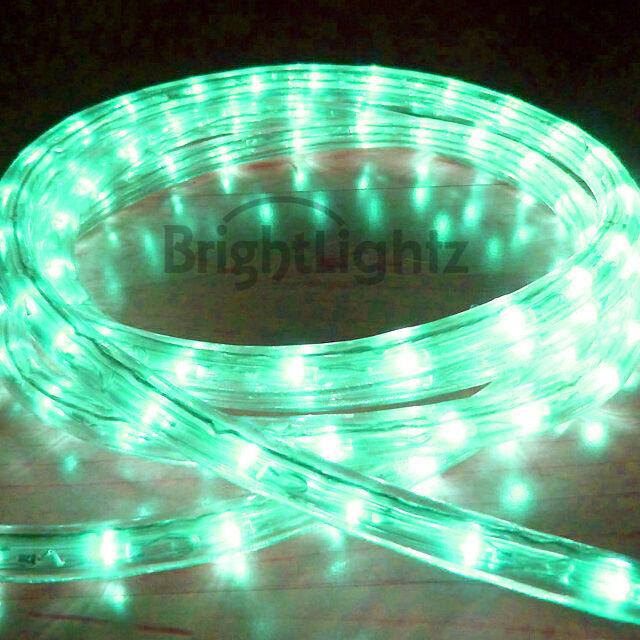 Lumière led statique verte corde lumières extérieure chasse statique led Noël Xmas maisons jardins 48c5d2