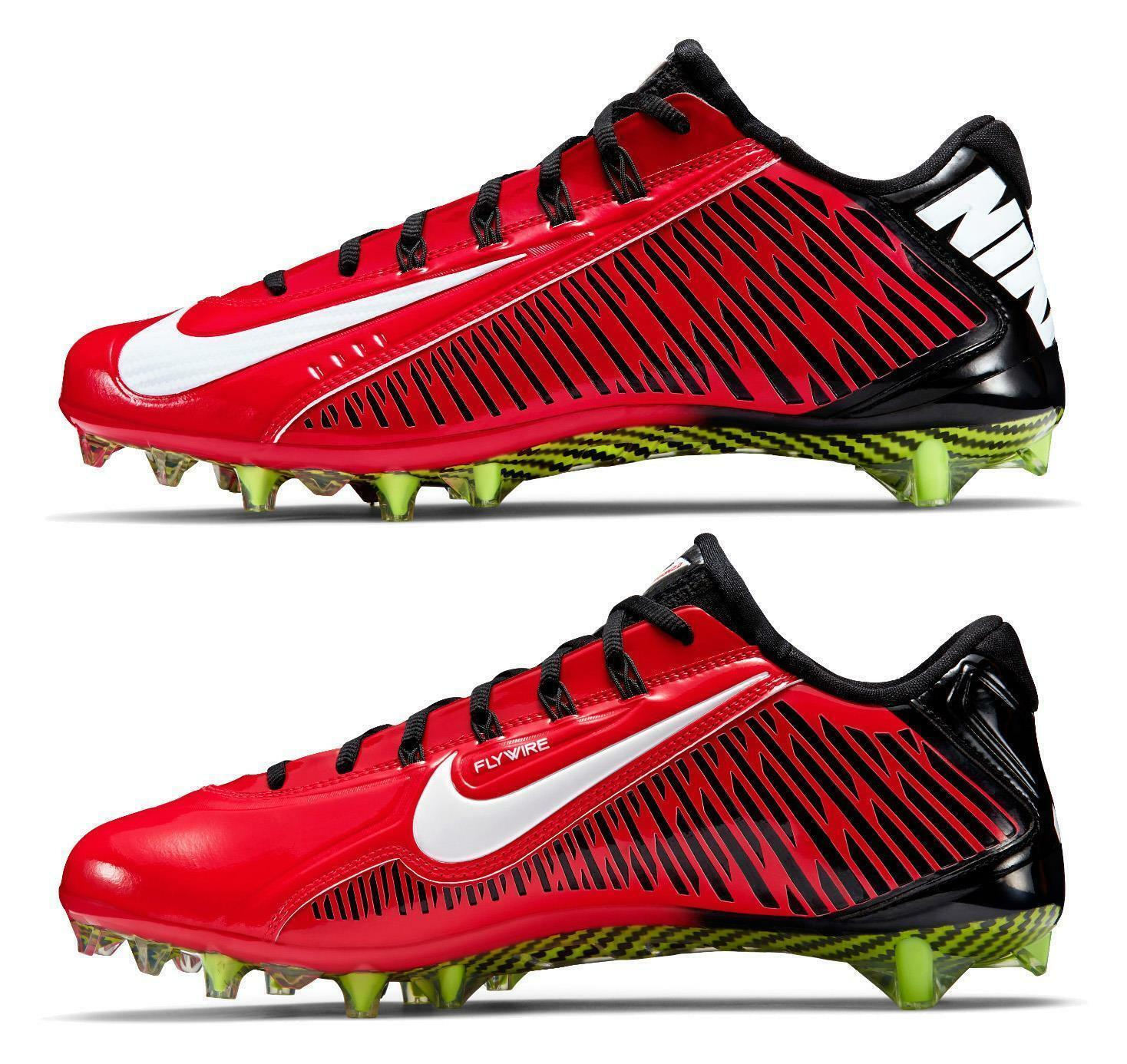 reputable site accbb 3bb5d ...  155 NIKE VAPOR CARBON ELITE TD FOOTBALL CLEATS 657441-602 657441-602  657441- ...
