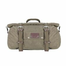 OL578 Oxford Heritage Panniers Khaki 40L Motorcycle Bike Luggage