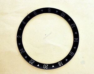 NEW-SEIKO-GMT-BEZEL-INSERT-FOR-DIVER-039-S-WATCH-7002-6309-6306-7S26-WATCH-NR-163