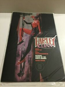 2020-DC-Comics-Convention-Exclusive-Batman-White-Knight-Harley-Quinn-Foil-Cover