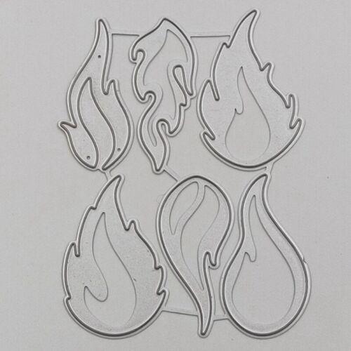 200 Cutting Dies Metal Stencil DIY Scrapbooking Embossing Paper Card Craft D #US