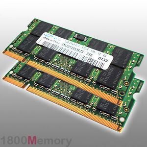 1GB SODIMM Apple MacBook Pro Intel Core Duo 1.67Ghz 15.4-Inch Ram Memory