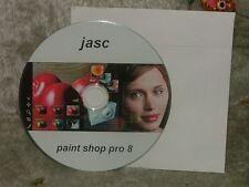 Paint Shop Pro 8 with Animation Shop 3 cd