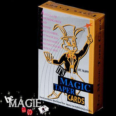 Jeu BISEAUTE ECO Magie Poker Stripper cartes