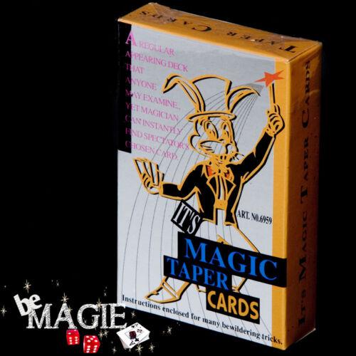 Jeu BISEAUTE ECO - Stripper - Magie - Poker - cartes