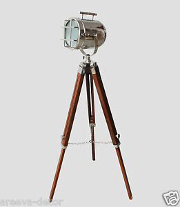 Vintage searchlight marine vintage look spotlight retro tripod image is loading vintage searchlight marine vintage look spotlight retro tripod aloadofball Images