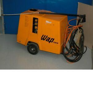 Außergewöhnlich Hochdruckreiniger WAP C 810 gebraucht Druckreiniger 21480 | eBay &FW_72