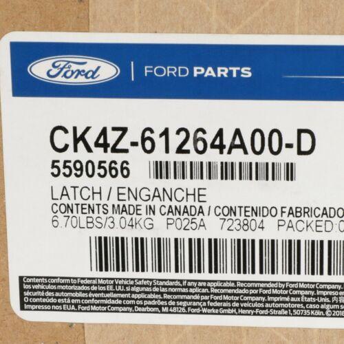 NEW OEM 2018 Ford Transit 150 250 350 Left Driver Side Sliding Door Latch Lock