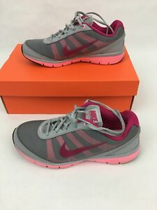 Details about Nike Air Total Core TR Training Women's Running Shoes PinkGrey Size 8.5