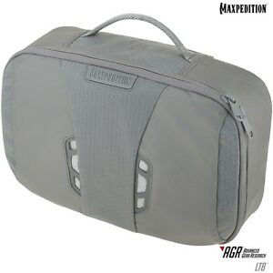 Maxpedition-LTBGRY-LTB-Lightweight-Toiletry-Bag-Gray