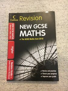Details about GCSE Maths for Edexcel A+B+AQA B+OCR: Foundation: Revision  Guide and Exam