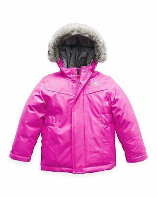 958b49727 The North Face Girls Greenland Down Girls' Jacket Azalea Pink 4T Toddler  NWT | eBay