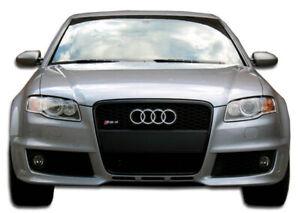 Details about 06-08 Audi A4 RS4 Duraflex Front Wide Body Kit Bumper!!!  105317